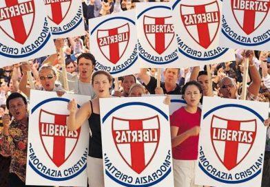 Trova sempre maggiori consensi il progetto di riunificazione della Democrazia Cristiana !