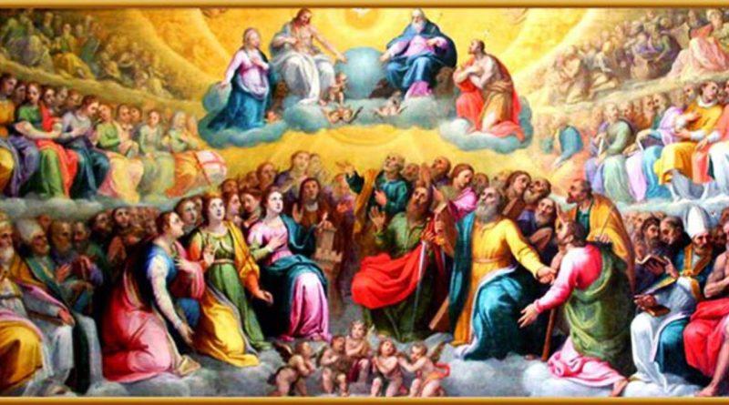 Nella FESTA DI OGNISSANTI un pensiero di Pablo Abriola (D.C. Argentina): la santità deve essere l'obbiettivo di tutti i cristiani !