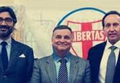 IL DOTT. PIERO PAOLO MACCHIARELLA NUOVO SEGRETARIO PROVINCIALE DELLA DEMOCRAZIA CRISTIANA DI ROMA