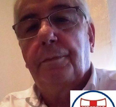 ENZO PATRUNO (Fraz. Talsano/Taranto) è il nuovo Segretario Elettorale comunale della DEMOCRAZIA CRISTIANA del Comune di TARANTO
