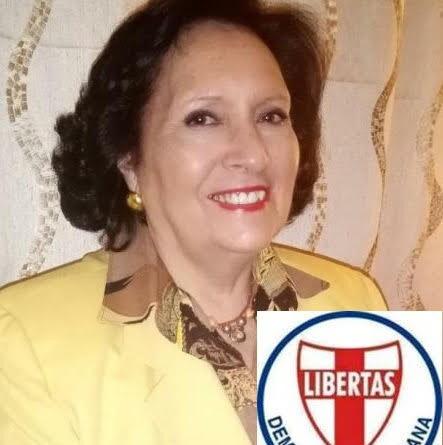 L'Ins. ANNA BENEDUCE (Salerno) è il nuovo Vice-Segretario nazionale Vicario del Dipartimento < Relazioni con il Mondo Ecclesiale e del Volontariato > della DEMOCRAZIA CRISTIANA italiana