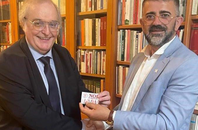 L'On. EDUART NDOCAJ (Milano/Tirana) è il nuovo Segretario regionale per le relazioni della DEMOCRAZIA CRISTIANA della regione LOMBARDIA con l'ALBANIA ed i Paesi della Penisola Balcanica