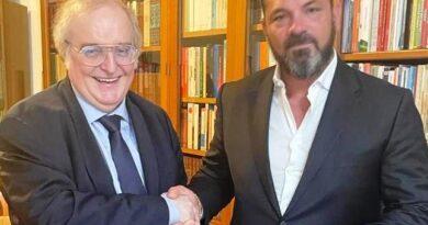L'Avvocato PIETRO PRUDENTE (di Milano) è il nuovo Segretario Organizzativo provinciale della DEMOCRAZIA CRISTIANA della Provincia di MILANO.