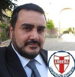 Il Dott. ALESSIO PICCIRILLO (di Roma) è il nuovo Segretario regionale del Dipartimento per le Relazioni con il Mondo Ecclesiale e del Volontariato della DEMOCRAZIA CRISTIANA della regione LAZIO