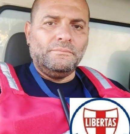 ANTONIO PICCOLO (di Latina) è il nuovo Segretario provinciale del Dipartimento < Protezione civile e del Volontariato > della DEMOCRAZIA CRISTIANA della provincia di LATINA.