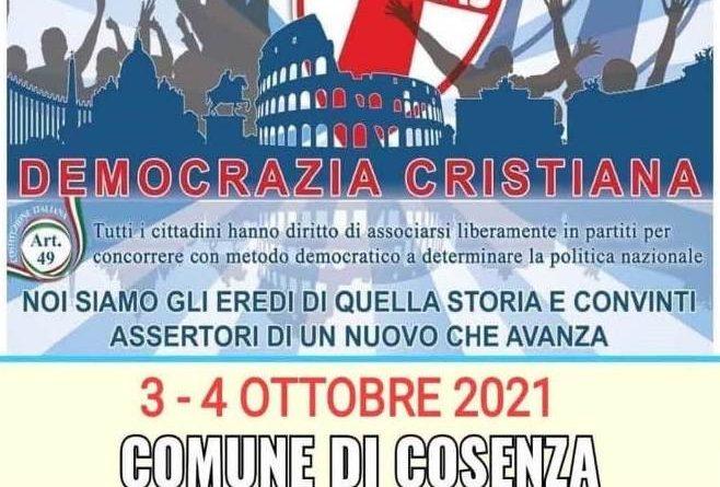 """Intervista de """"IL POPOLO"""" della Democrazia Cristiana in esclusiva all'Ing. Enrico Migliardi – """"Ingegnere creativo"""": una visione sociale per il bene di COSENZA !"""