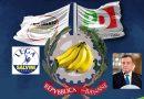 BENVENUTI NELLA REPUBBLICA DELLE BANANE – GOVERNO DRAGHI 01