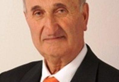Si è spento a L'Aquila l'On. Antonio Verini, storico esponente della Democrazia Cristiana e Vice-Presidente nazionale Onorario del partito dello scudocrociato.
